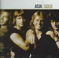 ASIA (ROCK) - GOLD USED - VERY GOOD CD