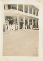 1939 USS Colorado Sailor's Colon, Panama  Photo #3 Sailors at Hollywood Bar