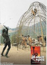 1999 Inkworks PLANET of the APES (9) Caged