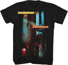 Depeche Mode - Celebration - Official Men's Black T-Shirt US IMPORT