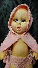 Vintage Gerber BabyDoll Gerber Products Doll Gerber Baby Doll Cross Eyes