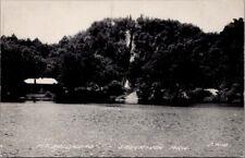Mt. Baldhead, SAUGATUCK, Michigan, Real Photo Postcard - L.L. Cook