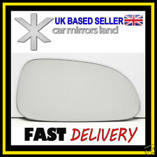 Right Driver Wing Car Mirror Glass Replacement CONVEX Chevrolet Lacetti  02-08