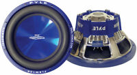 "Pyle PLBW104 10"" Inch 1000w Car Audio Subwoofer Driver Sub Bass Speaker Woofer"