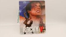 ROCKY V - Lenticular 3D Flip Magnet Cover FOR bluray steelbook