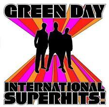 CDs de música rock Green Day