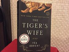 The Tiger's Wife Tea Obreht Free Shipping