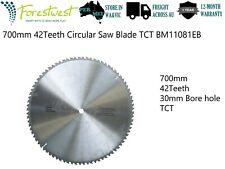 700mm 42T Tungsten Tipped Circular Saw Blade TCT Firewood Saw Blade | BM11081EB