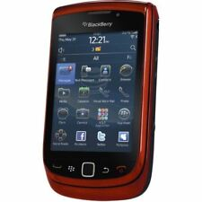 BlackBerry Torch 9800 - 4GB - Red (Unlocked) Smartphone (UK QWERTY) Brand New