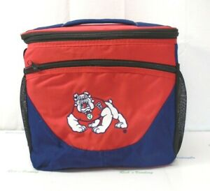 Fresno State Bulldogs 24-Can Soft Side Cooler