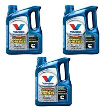 3 Gallons Valvoline Extreme Blue Full Synthetic Diesel Motor Oil SAE 5W-40