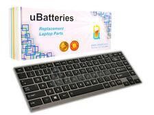 Laptop Keyboard Toshiba Portege Z830 Z835 Z930 Z935 P000552600 - Black