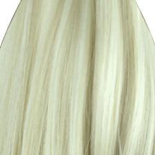 58.4cm à Clip pièce unique ondulés Bouclés suédoise blonde 22A tête Intégrale 1