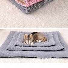 Extra Large Dog Cat Cushion Pet Soft Bed Mattress Pillow Mat Blanket Winter Warm