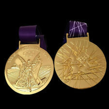 UK STOCK!! Olympic Games 2012 London Gold Medal Replica