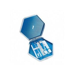 Avon Pedicure Set Nail Care Cutter Cuticle Clipper Manicure Gift Case Kit Travel