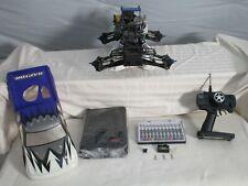1:8 RC Verbrenner 4WD Monster Truck Werkzeug Mit Reifen + Felgen Raptor Carson