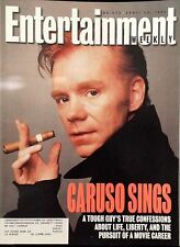 DAVID CARUSO (1995) Cover Story (entire issue) ENTERTAINMENT WEEKLY The Jayhawks