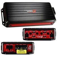 Cerwin-Vega VCU84 1200 Watts 4-Channel Class D Marine Motorcycle Car Amplifier