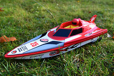 MOSQUITO STORM MAN LARGE RC RACING SPEED BOAT RADIO REMOTE CONTROL BOAT