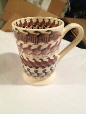 "EMMA BRIDGEWATER, ""GAMEBIRDS"" pattern, Cocoa / 1 pint Mug, BN, First"