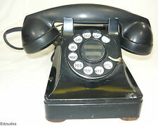 Vintage Bell System Western Electric Rotary Dial Telephone