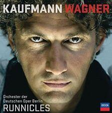 Wagner (LP) von ODOB,Runnicles,Kaufmann (2016)