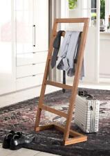 Spa Handtuchhalter Wohnraum Herrenständer Badezimmer Teakholz Handtuchstange Des