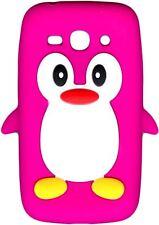 ROSA Novità Penguin silicone coprire caso / Per Samsung Galaxy Ace 3