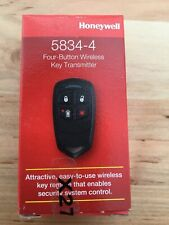 Honeywell Ademco 5834-4 Four-Button Wireless Key Remote key fob, VISTA, LYNX !!!