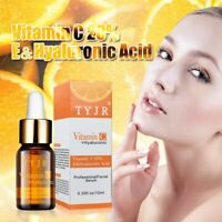 TYJR Vitamin C & E Serum for Face Topical Facial Serum with Hyaluronic Acid