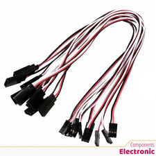 """10PCS 320mm 12.5"""" Servo Receiver Extension Wire / Cable for RC Helicopter"""