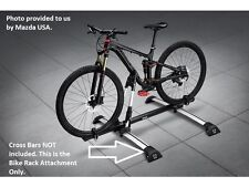 Mazda Bike Rack Attachment (roof rack and crossbars required to install)