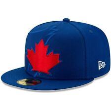 Toronto Blue Jays New Era Logo Elements 59FIFTY Fitted Hat - Royal