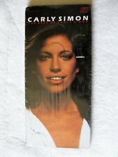 CARLY SIMON GREATEST HITS YOU'RE SO VAIN SEALED PROMO LONGBOX CD SET MINT LOT LP