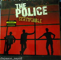 Police: Certifiable - LP Vinyl 33 RPM
