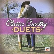 Classic Country: Duets by Various Artists (CD, 2010, 2 Discs, Time/Life Music)
