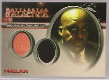 Battlestar Galactica Season 4 Dual Costume DC8 Phelan