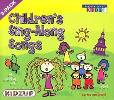 Various Artists : Childrens Sing-Along Songs CD