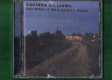 LUCINDA WILLIAMS - CAR WHEELS ON A GRAVEL ROAD CD NUOVO SIGILLATO