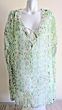 New Oneill Swimsuit Bikini Cover Up Tunic Talulah SPL Size M