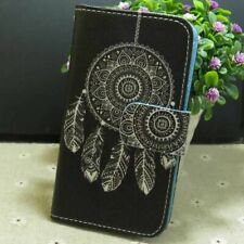 Cool Dream Catcher Wallet Card Slots Holder flip case cover for Mobile phone
