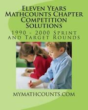 Eleven Years Mathcounts Chapter Competition Solutions by Yongcheng Chen and...