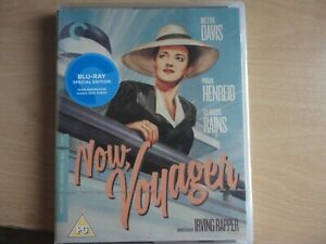 Now Voyager - The Criterion Collection (Restored) [Blu-ray] Bette Davis 1942