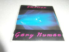 Gary Numan - EMOTION CD single - 4 tracks. Numa Records NUCD22. 1991.