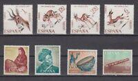 SAHARA (ESPAÑA) - AÑO 1969 NUEVO COMPLETO MNH SPAIN - EDIFIL 271/78