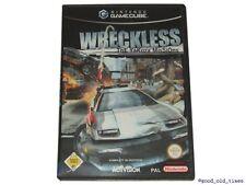 ## Wreckless - The Yakuza Mission (Deutsch) Nintendo GameCube / GC Spiel - TOP #