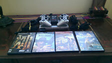 Sony PlayStation 2 Slim Satin Silver Console (SCPH-79001SS)
