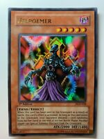 YuGiOh PGD-058 1st Edition Ultra Rare Helpoemer ASIAN ENGLISH