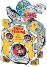 Space Station by Peter Lippman and Paul Lippman (1999, Board Book)